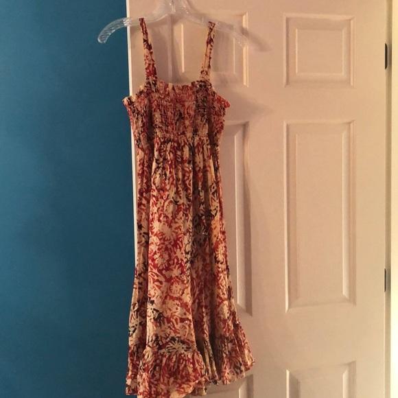 GAP Dresses & Skirts - Gap Fall floral dress